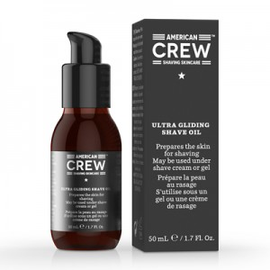 Масло для бритья American Crew Ultra Gliding Shave Oil 50ml