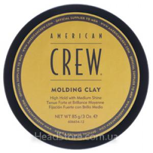 Глина моделирующая, American Crew Molding Clay 85г