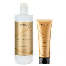 Шампунь для блеска волос Indola Professional Innova Glamorous Oil Shampoo 250/1000 ml