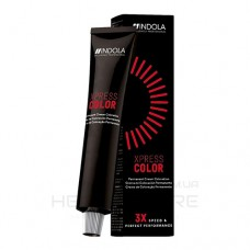 Перманентная крем-краска Indola Professional XPRESS COLOR 3X speed & perfect performance 60 мл