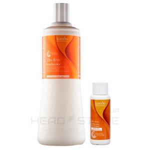 Окислительная эмульсия 1,9% для крем-краски Londacolor 60мл/1000мл