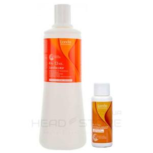 Окислительная эмульсия 4% для крем-краски Londacolor 60мл/1000мл