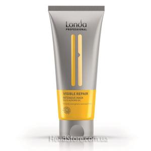Восстанавливающая интенсивная маска для волос Londa Visible Repair, 200ml