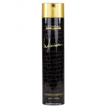 Лак для волос сильной фиксации L'Oreal Professionnel Infinium Fort Strong Hairspray 300ml/500ml