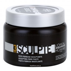 Текстурирующая паста L'Oreal Professionnel Homme Sculpte Sculpting Fibre Paste 150ml