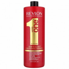 Шампунь-кондиционер Revlon Professional Uniq One Hair & Scalp Conditioning Shampoo 1000ml