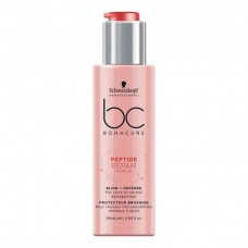 Защитный крем для волос Schwarzkopf BC Peptide Repair Rescue Blow-Defence 145ml