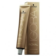 Перманентная крем-краска Schwarzkopf Professional Igora Royal Absolutes, 60ml