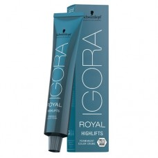 Перманентная крем-краска Schwarzkopf Professional Igora Royal Highlifts, 60ml