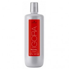 Лосьон-проявитель Schwarzkopf Professional Igora Royal Oil Developer 12% 1000ml