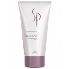 Пилинг против перхоти - Wella SP Clear Scalp Shampeeling, 150мл