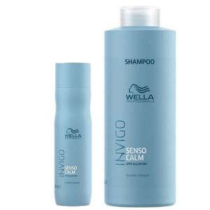Шампунь для чувствительной кожи головы Wella Invigo Balance Senso Calm Sensitive Shampoo 250мл/1000мл