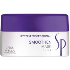 Разглаживающая маска - SP Wella Smoothen Mask, 200мл/400мл
