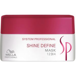 Маска для придания блеска - Wella SP Shine Define Mask, 200мл/400мл