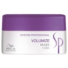 Маска для придания объема - Wella SP Volumize Mask, 200мл/400мл