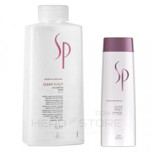 Шампунь против перхоти - Wella SP Clear Scalp Shampoo, 250мл / 1000мл
