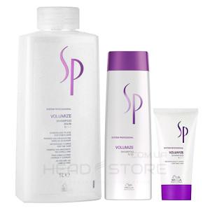 Шампунь для придания объема - Wella SP Volumize Shampoo , 30мл/250мл/1000мл