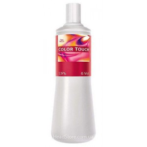 Эмульсия Wella Professionals Color Touch Emulsion 1,9% 60мл / 1000мл