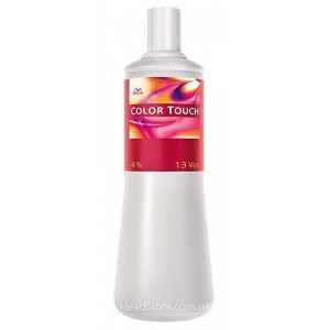 Эмульсия Wella Professionals Color Touch Emulsion 4% 60мл/1000мл